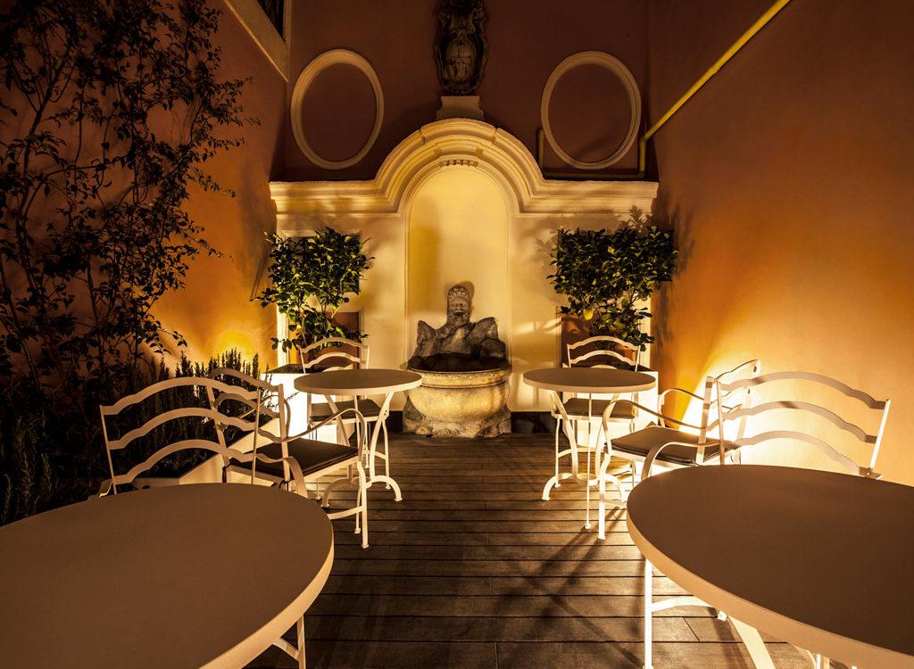 Dom Hotel Roma Ristorante