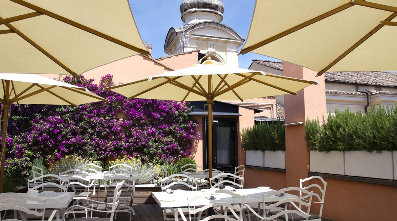 D O M Hotel Luxury Rooms And Suite Rome Official Website