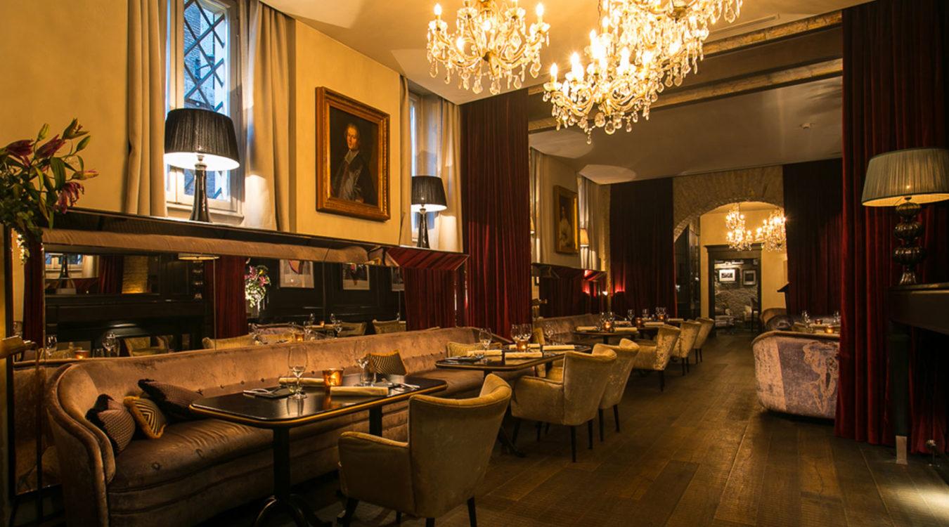 Restaurant Rome D O M Hotel
